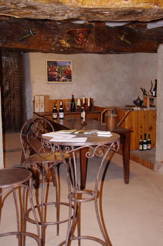 Caveau - Domaine des Gandelins 2012 (1)